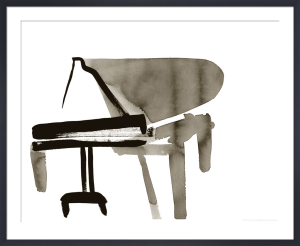 Piano, 2007 by Cédric Chauvelot