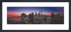 Brooklyn Bridge, New York by James Blakeway