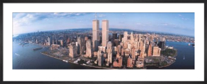 New York, USA by Mark Segal