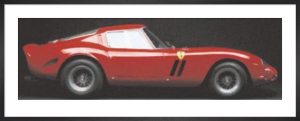 Ferrari 250 GTO, 1961 by Silvano & Paolo Maggi