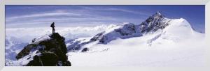 Monte Rosa - Balmenhor View by Davide Camisasca