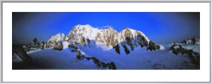 Cervino - Monte Bianco by Davide Camisasca