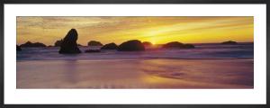 Sea Stack - Bandon - Oregon by John Lawrence