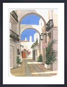 Balconi 3 by Sandro Guidi