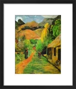 Path in Papeete by Paul Gauguin