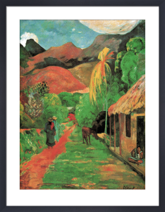 Path in Papeete by Paul Gauguin