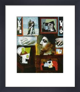 Études by Pablo Picasso
