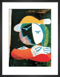 Femme au Balcon, 1937 by Pablo Picasso