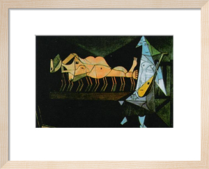 Aubade, 1942 by Pablo Picasso