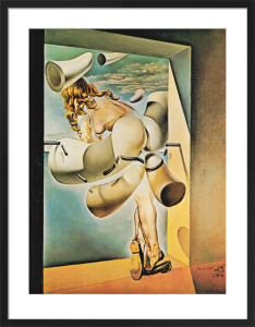 Young Virgin Sodomized by Salvador Dali