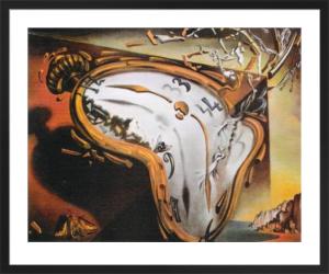 Explosion by Salvador Dali