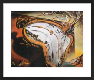 Explosion (small) by Salvador Dali