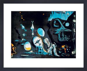 Idylle Atomique et Uranique Melanconique by Salvador Dali