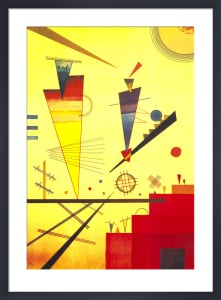 Joyful Structure, 1926 by Wassily Kandinsky