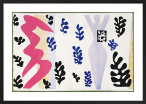 Le Lanceur de Coteaux, 1947 by Henri Matisse
