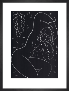 Nu au Bracelet by Henri Matisse