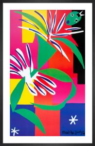 Creole Dancer by Henri Matisse