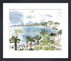 La Promenade des Anglais, 1928 by Raoul Dufy