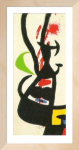 Le Chef des Equipages by Joan Miro