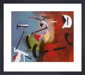 Peinture Composition by Joan Miro
