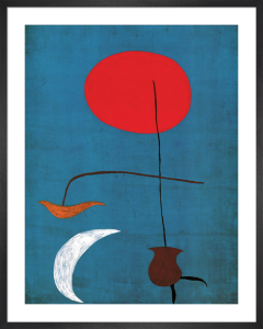 Design for a Tapestry by Joan Miro
