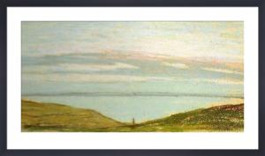 Broad Landscape by Claude Monet