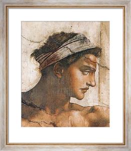 Portrait : Nude I by Michelangelo