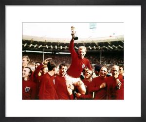 Football World Cup Final, 1966 by Mirrorpix