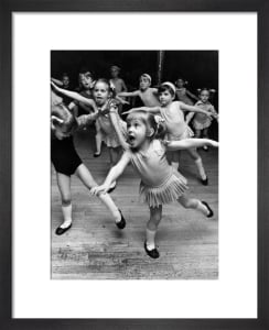 Dancing Children by Mirrorpix