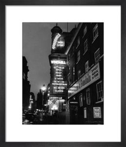 The Windmill Theatre, London, 1958 by Mirrorpix