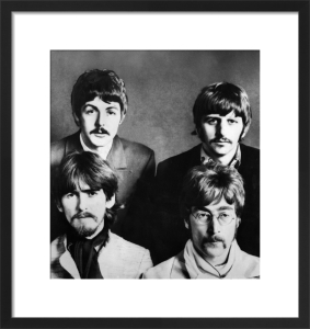 The Beatles by Mirrorpix
