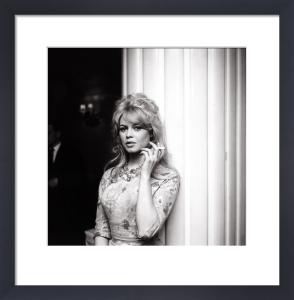 Brigitte Bardot by Mirrorpix