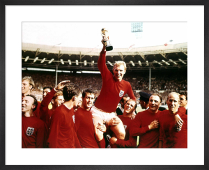 Football World Cup Final, 1966 by Mirrorpix
