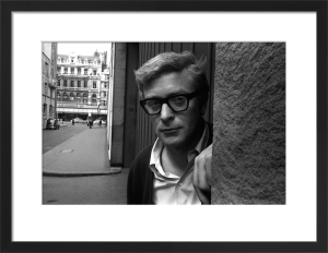 Michael Caine by Mirrorpix