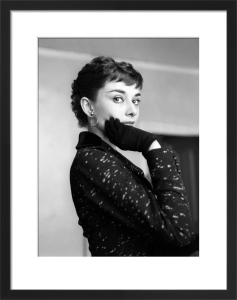 Audrey Hepburn, September 1954 by Mirrorpix