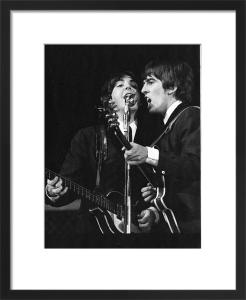 The Beatles in Las Vegas by Mirrorpix