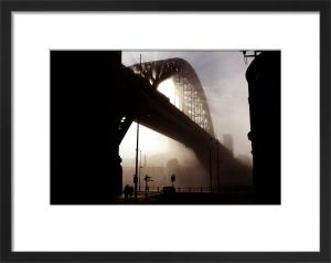 Tyne Bridge, Newcastle by Mirrorpix