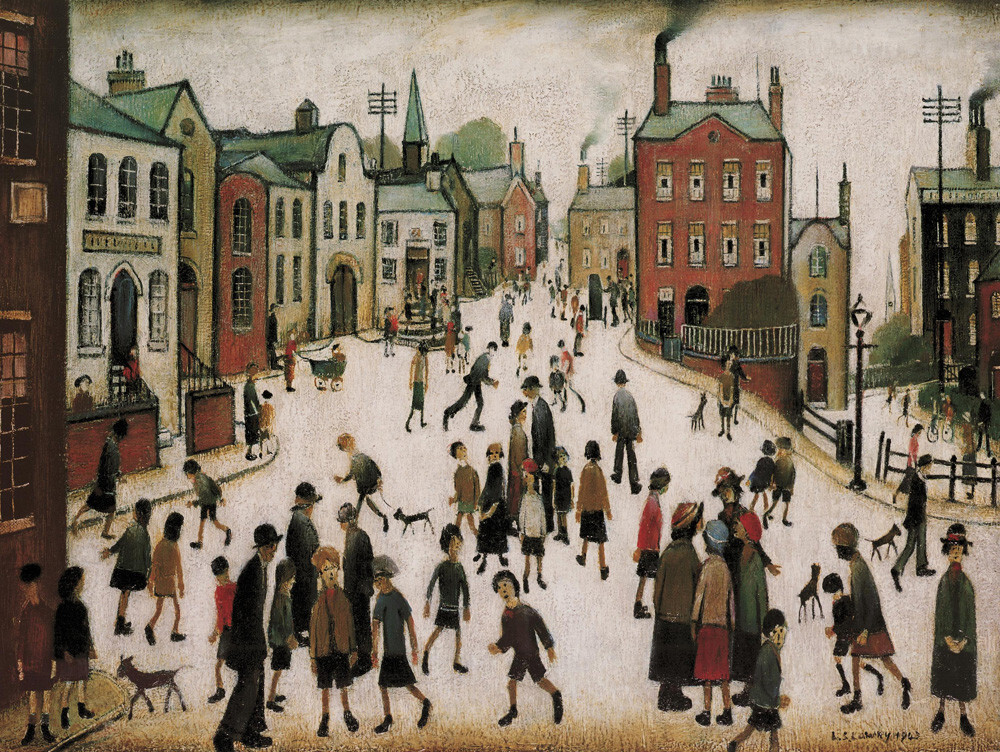 Image result for lowry