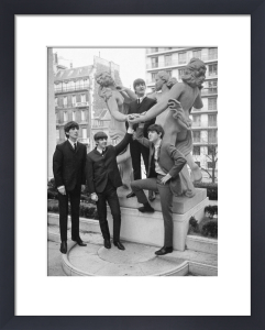 Beatles - Statue by Celebrity Image