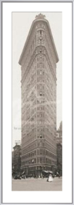 Flatiron Building by NY Buildings
