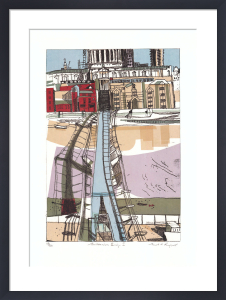Millennium Bridge - St Pauls by Mark Raggett