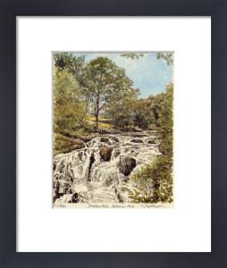 Betwys-y-Coed by Glyn Martin