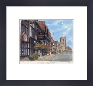 Stratford - Chapel Street by Philip Martin