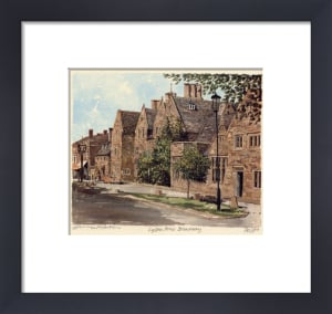 Broadway - Lygon Arms by Philip Martin