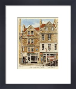 Bath - Sally Lunn's House by Glyn Martin