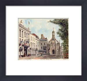 Chichester - Market Cross by Philip Martin