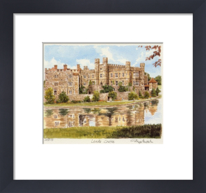 Leeds Castle by Glyn Martin