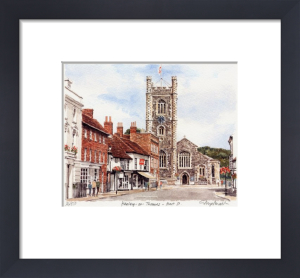 Henley-on-Thames - Hart Street by Glyn Martin
