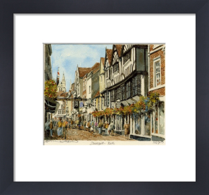 York - Stonegate by Philip Martin