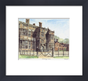 Felbrigg Hall by Philip Martin